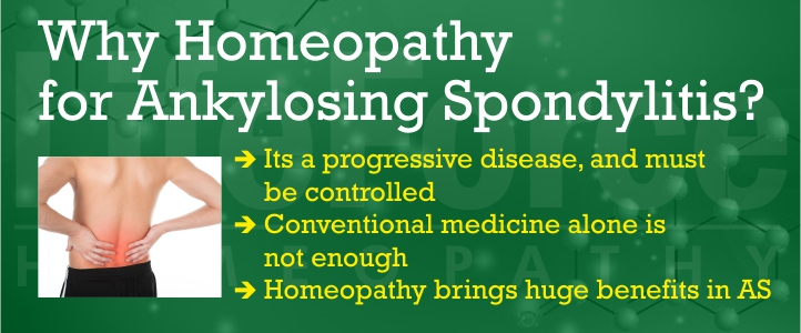 Why homeopathy for Ankylosing Spondylitis