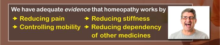 Homeopathy for Ankylosing Spondykitis
