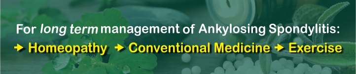 Conventional Treatment for Ankylosing Spondylitis