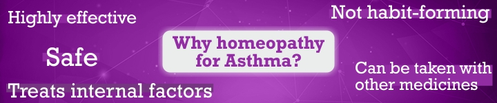Homeopathy Medicine for Asthma