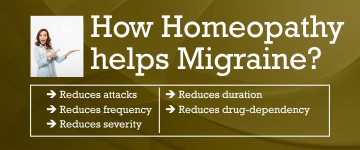 how homeopathy helps migraine