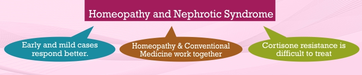 Homeopathy treatment for Nephrotic Syndrome