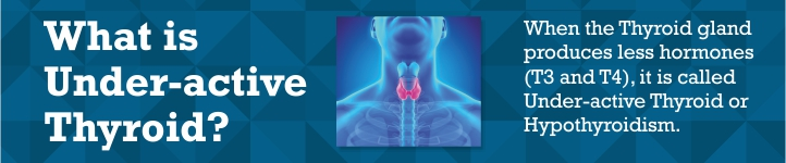 Treatment for Underactive Thyroid