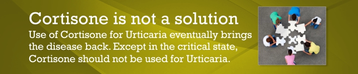 UrticariaUrticaria treatment at Life Force Homeopathy